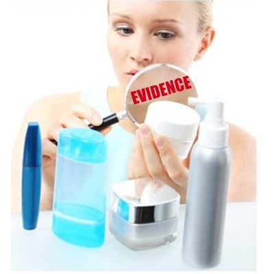 Impact of Evidence on Cosmetic Claims