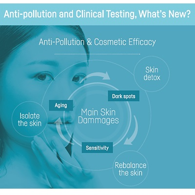 what's New in Anti-pollution Actives