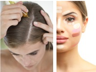 Use of D4 & D5 in Hair Oils and Color Cosmetics