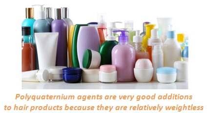 Polyquaternium Agents in Hair Products