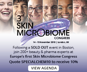 3rd Skin Microbiome Congress Europe