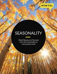 Seasonality as a Key Beauty Trend