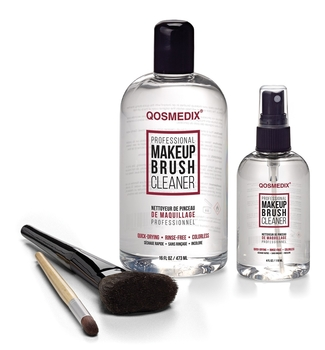 Qosmedix Offers New Professional Makeup Brush Cleaner