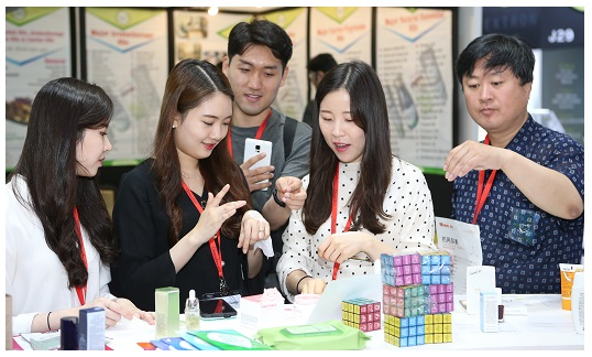 in-cosmetics Korea 2017 Concludes with Good Number of Innovations & Trends