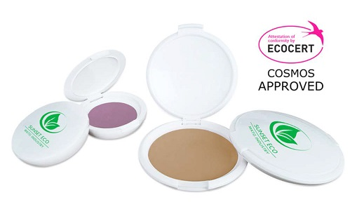 Mktg Industry's ECOCERT & COSMOS-approved Compact Case