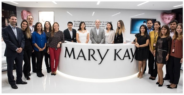 Mary Kay Sets Foot for Expansion in Peru with Opening of Mary Kay Peru