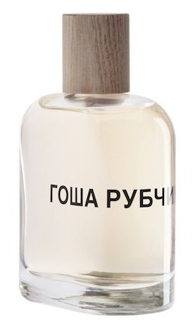 Pujolasos to Design Elite Fragrance Gosha Rubchinskiy