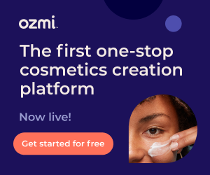 Ozmi cosmetics creation platform