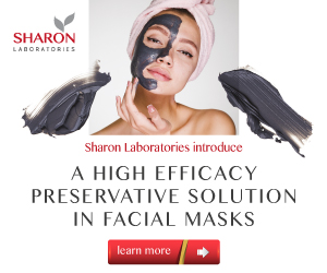 A high efficacy preservative solution in facial masks