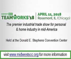The Premier industrial trade show for personal & home industry in mid-America