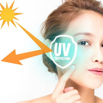 UV Filters for Anti-aging Formulations