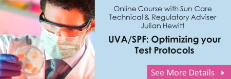 Select the Right UV filter for your Cosmetic Formulation